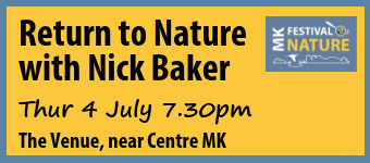 Return to Nature with Nick Baker