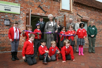 Woolley Firs opening event