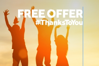 Picture for HLF #ThanksToYou campaign