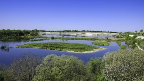 College Lake | Berks, Bucks & Oxon Wildlife Trust