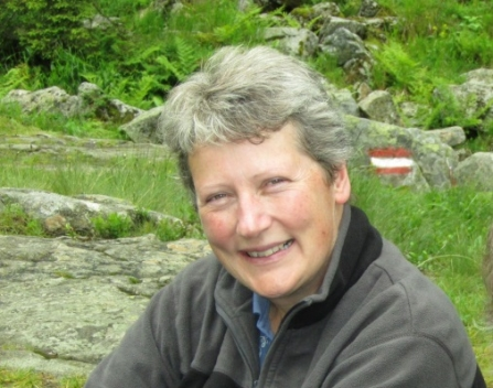 Jane Cotton, Trustee, Berks, Bucks & Oxon Wildlife Trust