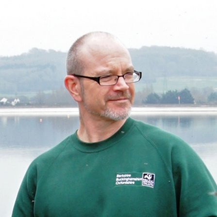 Neil Clennell, Conservation & Education Director, Oxfordshire