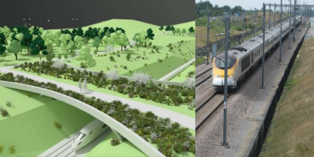 HS2 vision and reality