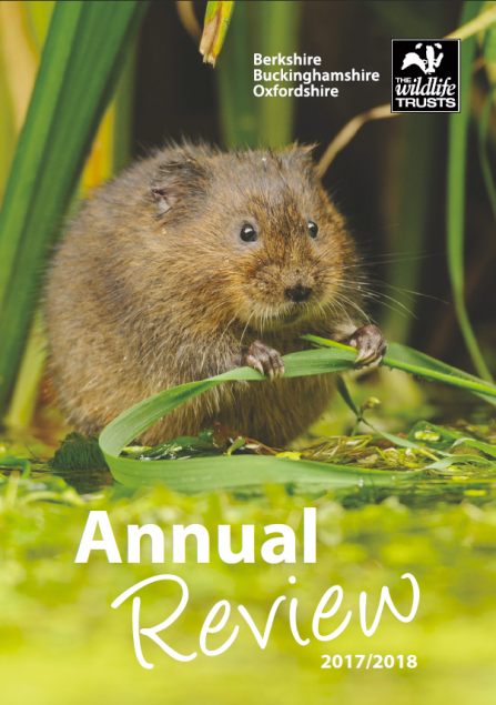 BBOWT Annual Review 2017-18